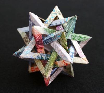Money polyhedron